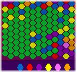 Imagen del juego en linea Virus 2